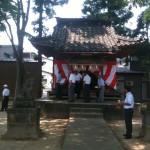 曲新町 赤城神社
