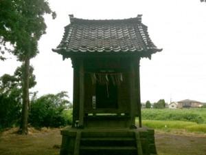定明町八幡神社