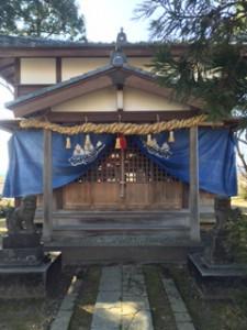 上野町神明宮