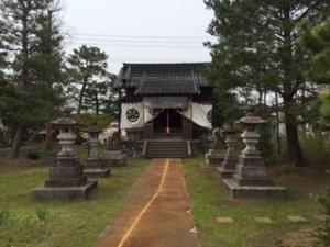 巻島町神明宮