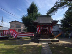 三和諏訪神社